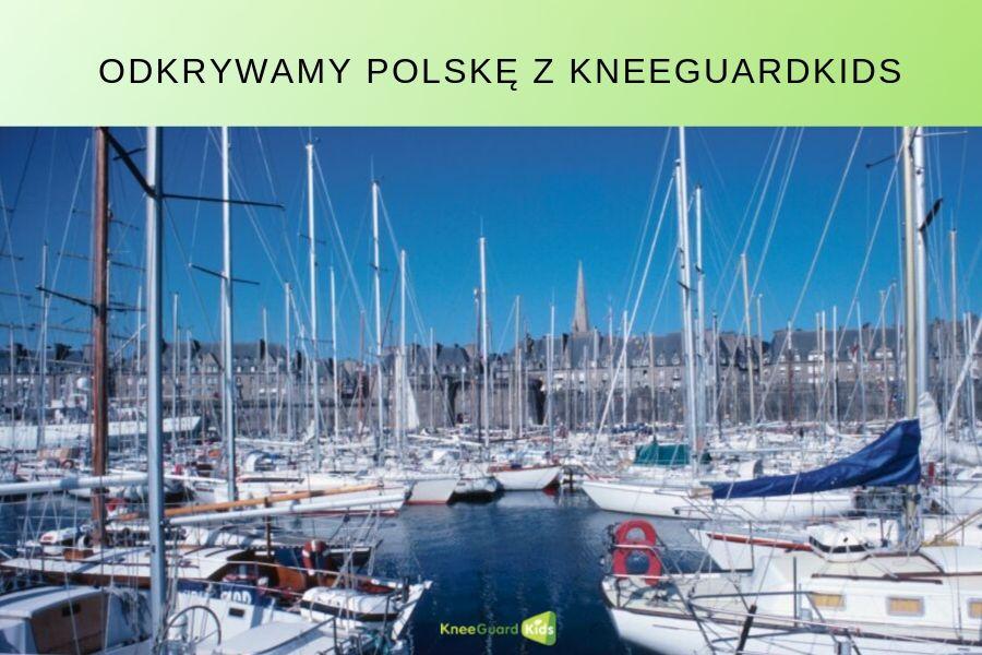 KneeGuardKids – poodkrywamy Polske - Mazury