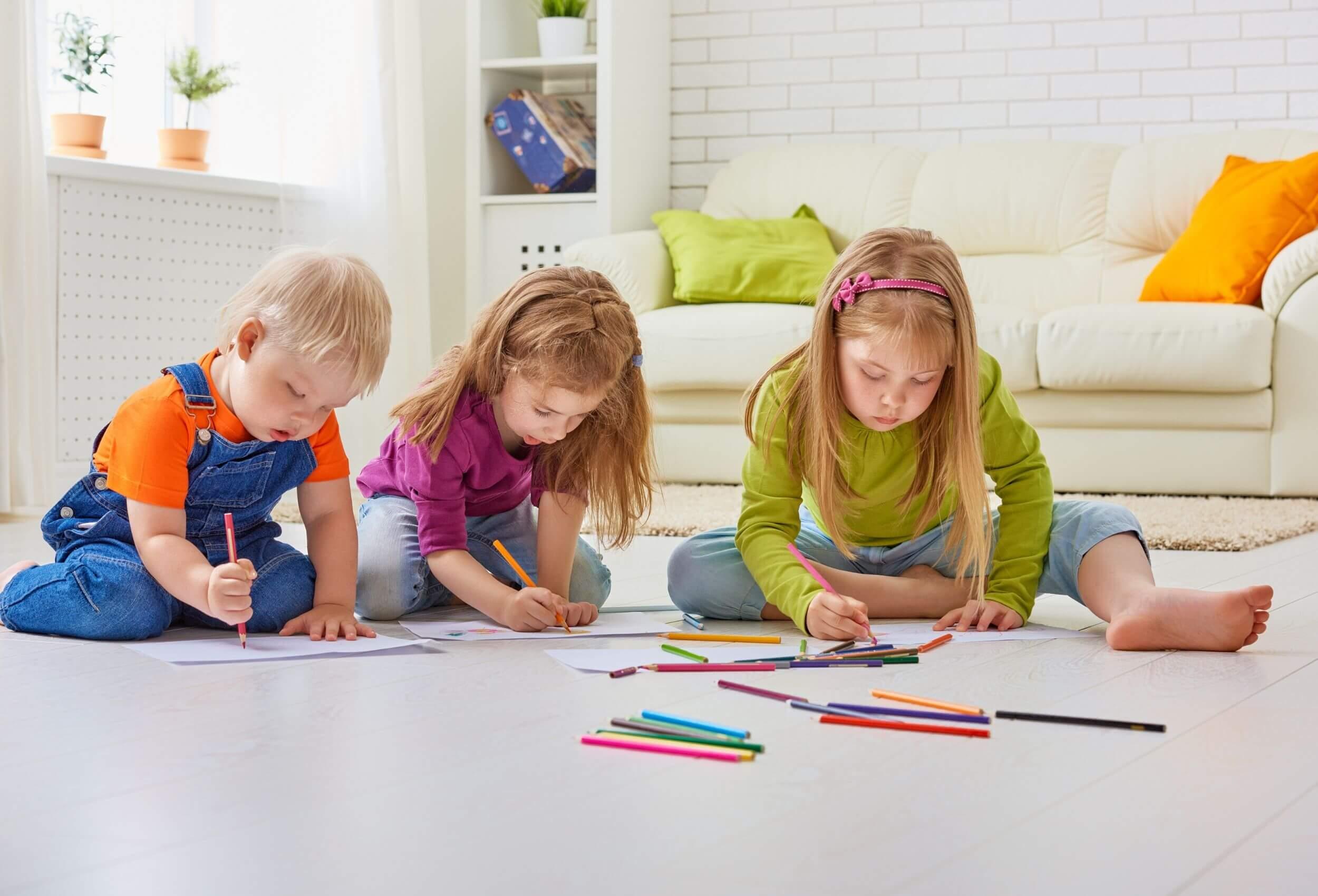 jak pobudzić dziecięcą kreatywność?