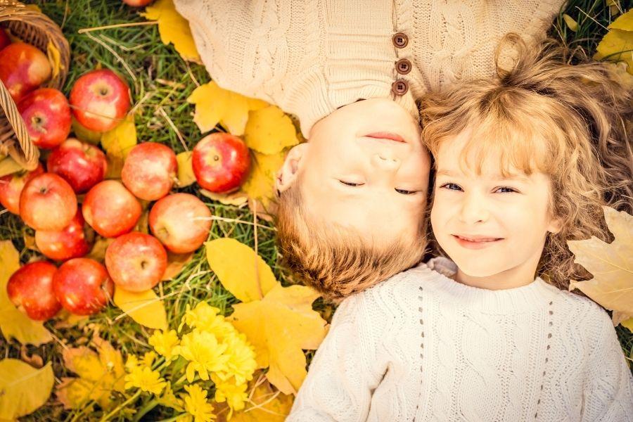 jak dbać o zdrowie dzieci jesienią?